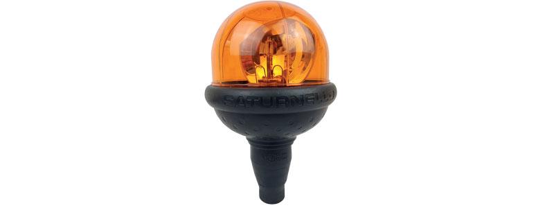 New Saturnello rotating beacon