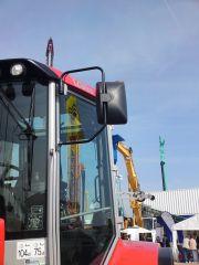 Tractor mirror