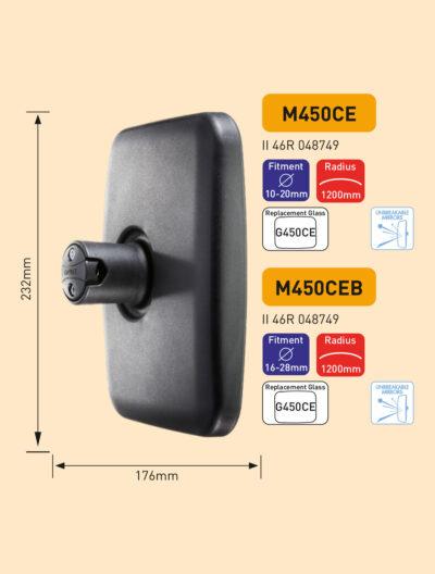 M450CE M450CEB
