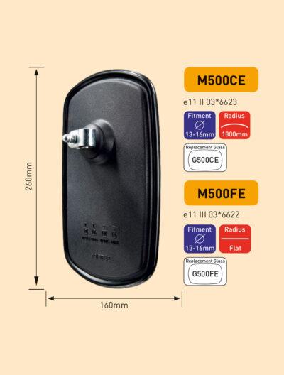 M500CE M500FE