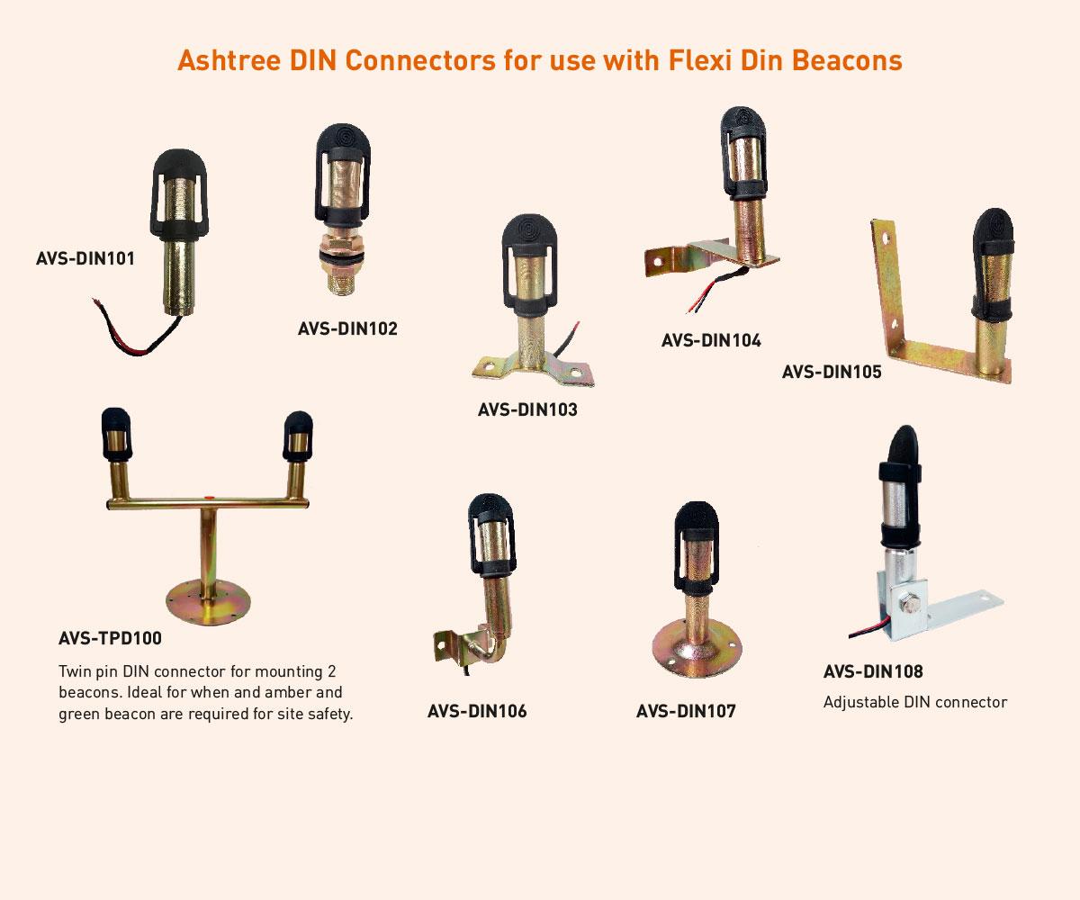 DIN connectors