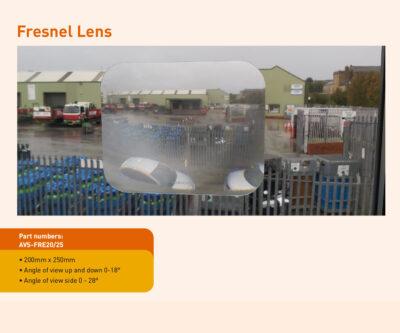 AVS-FRE20/25 Fresnel Lens