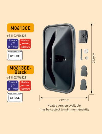 M0613CE M0613CE Black
