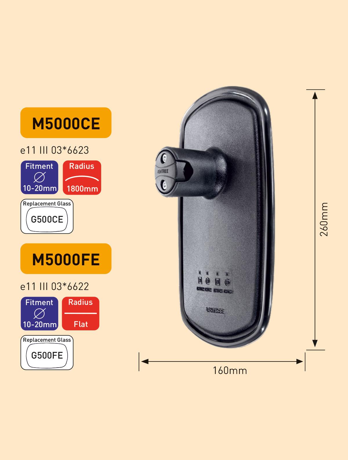 M5000CE M5000FE