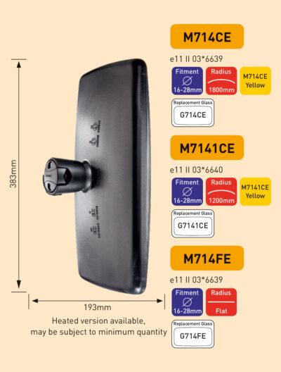 M714CE M7141CE M714FE