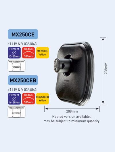 MX250CE MX250CEB