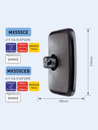 MX555CE MX555CEB