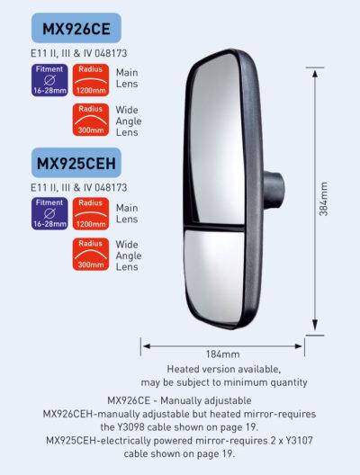 MX926CE MX925CEH