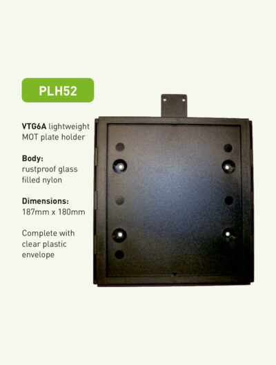 PLH52 license holder
