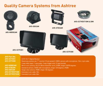 AVS-CCTV201 AVS-CCTV300 vehicle CCTV