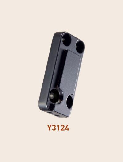 Y3124 bracket, plate